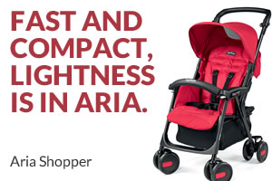 Home Page Promo - Aria Shopper
